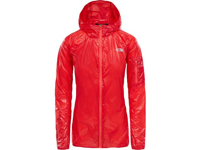 The North Face Flight RKT Jacket Women Juicy Red